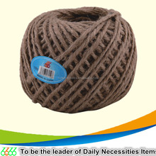 new arrive high quality hemp rope /raw or color hemp sisal fiber making sisal rope