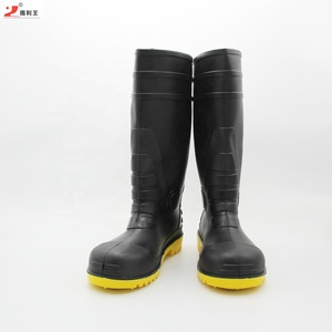 Anti-static waterproof PVC safety boots