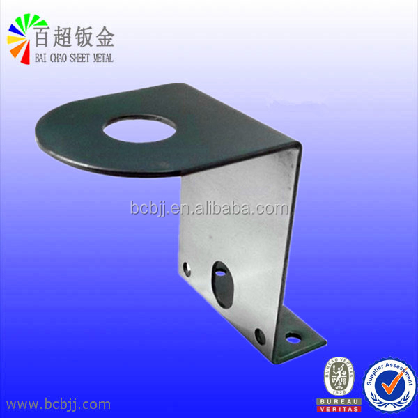 Specialized Supply all Kinds of Steel Sheet Metal Building Bracket Located in Hangzhou China