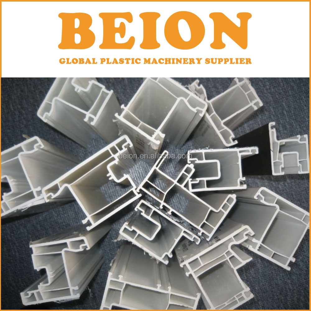 BEION Automatic Cutting Plastic PC LED Profile Lampshade Extrusion Production Line