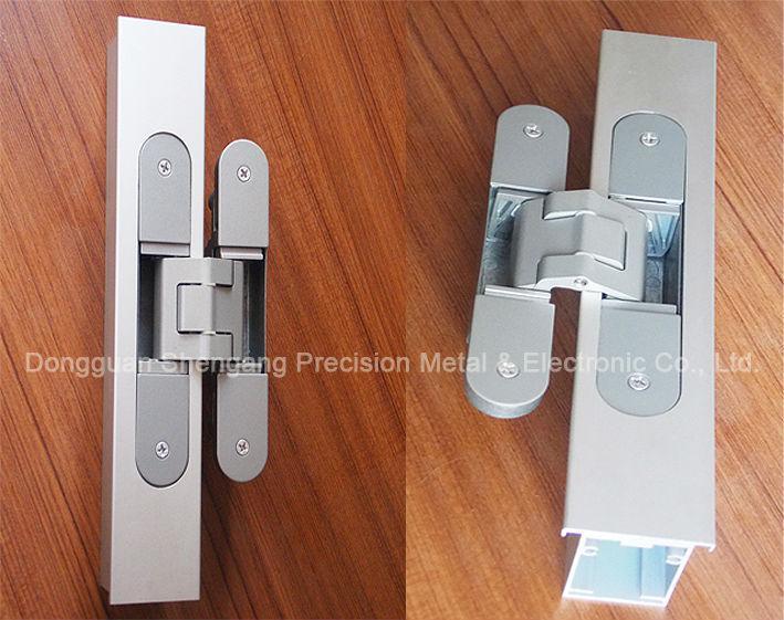 Concealed Hinge For Concealed System Door 3d Hinges