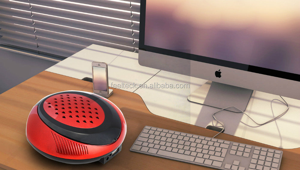 mini usb desktop humidifier with air purifier