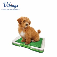 Durable pet potty indoor dog toilet pet toilet potty trainer Puppy Training Pad Pee Grass Restroom Patch