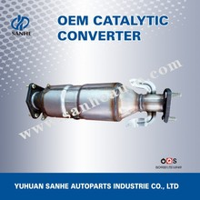Exhaust Manifold Catalytic Converters Price, China Auto Part Supply