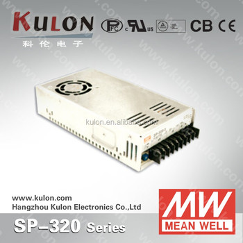 Mean Well Sp-320-15 15v Output Voltage Computer Power Supply Tester ...