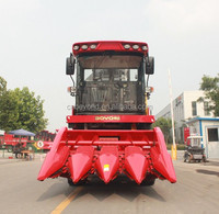 The most popular corn combine harvester/ maize combine harvester for sale