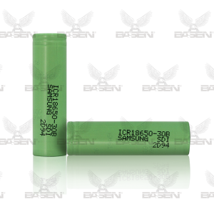 samsung battery 3000mah samsung icr-18650-30B high capacity li-ion rechargeable 18650 battery cell