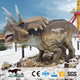 OA23713 High Quality Logo Printing 3d triceratops dinosaur
