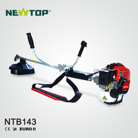 Professional power grass cutting machine H143r-ii brush cutter grass trimmer
