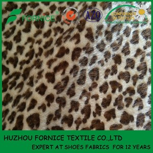 China factory wholesale horse hair shoe fabric