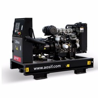 AOSIF 80KVA high quality genset powered by perkins engine generators
