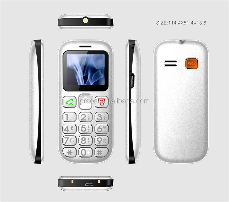 dual sim mp3 fm bluetooth gsm elder mobile phone with table desk charger