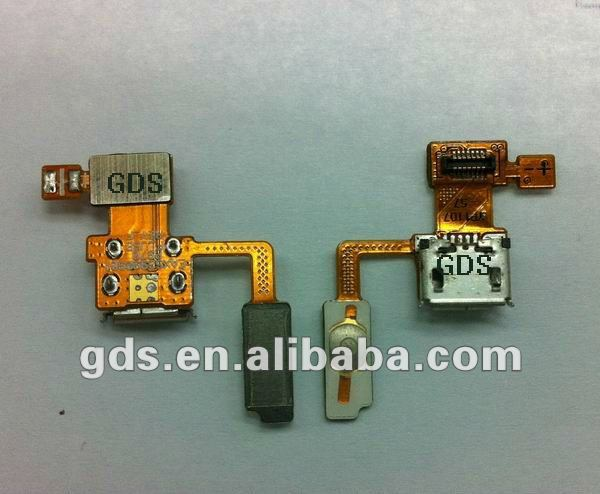for LG P970 Optimus Charge Block connector inc flex cable