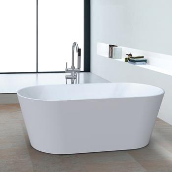 wholesale acrylic 1300 x 700 x 600 mm custom size bathtubs in