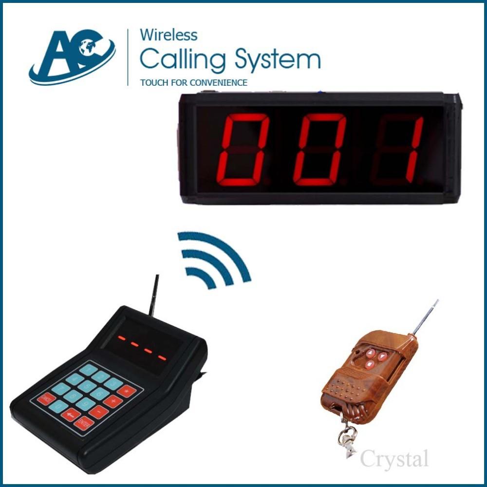 Electronic Queue Management System Queue Number Machine Hospital ...