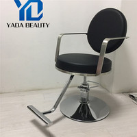 Hot sale factory direct salon furniture vintage hydraulic barber chair