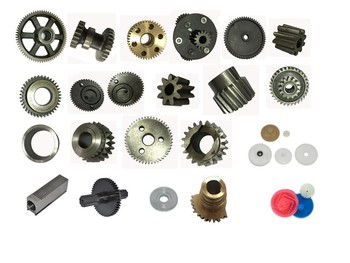 customized transmission brass hobbing spur gears, spur gears and worm gears