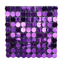 SEQUIN PANEL outdoor ceiling panel