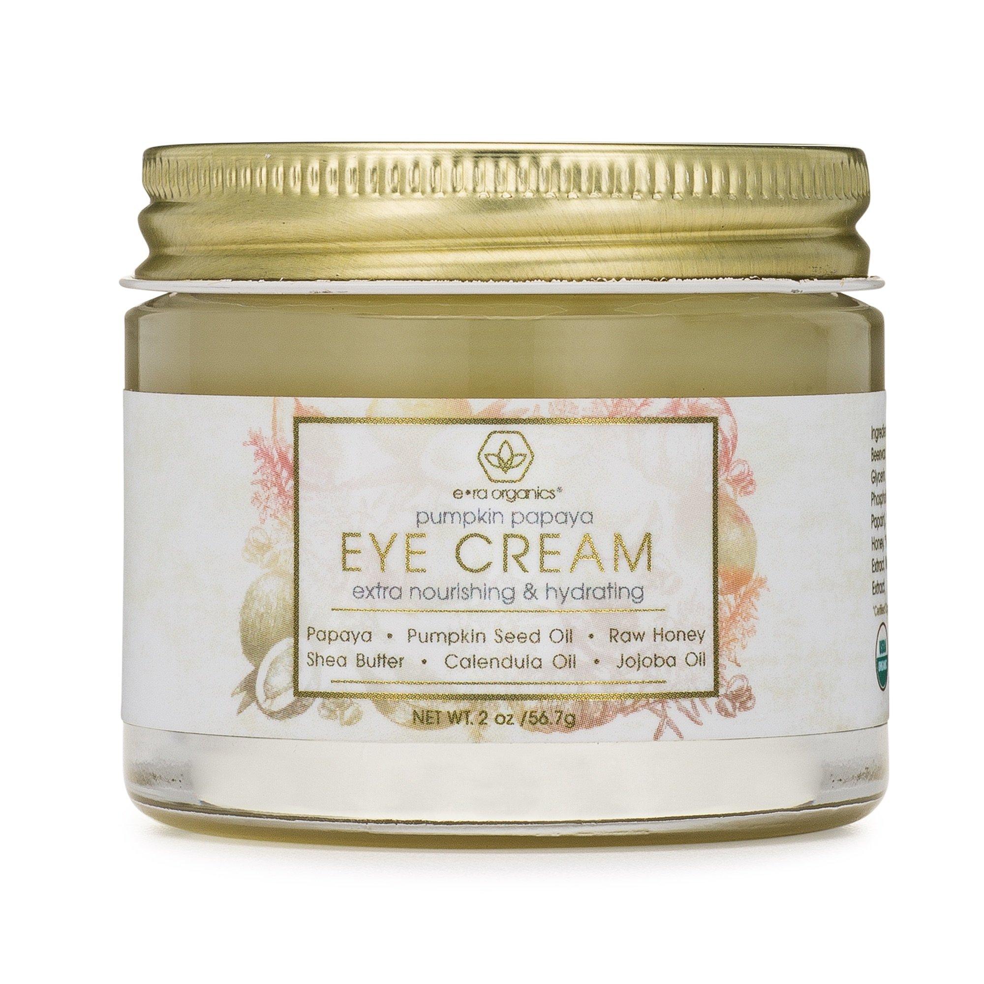 Buy Organic Eye Treatment Cream - Jojoba Oil Eye Cream - Smoother