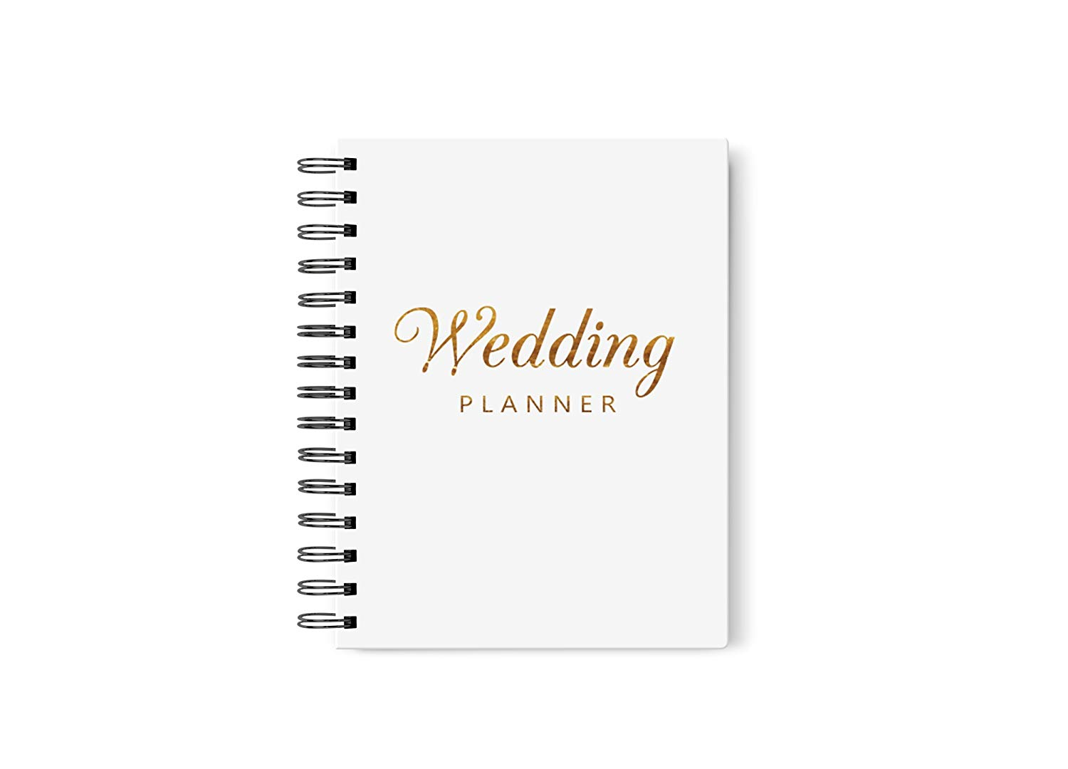 Get Quotations Wedding Planner Organizer Book White And Gold