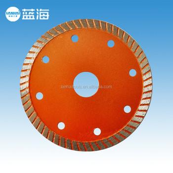 Circular Ceramic Tile Cutting Blade 4 Inch Dry Saw Blades