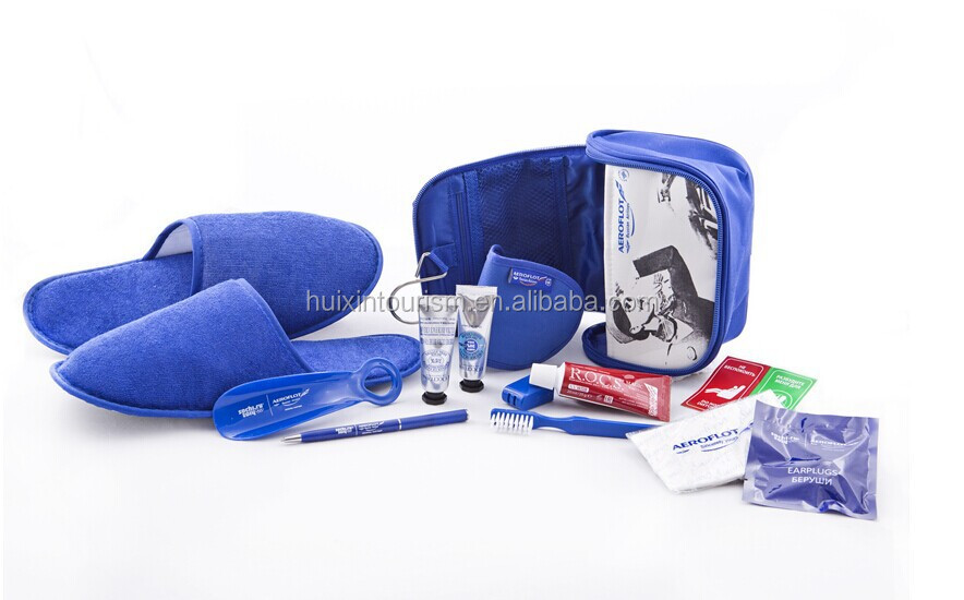 Luxury Airplane Travel Kit Airplane Comfort Kit Airplane