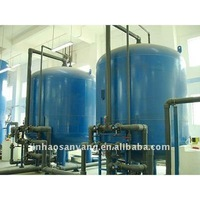 Mechanical Multi-media Activated Carbon Filter