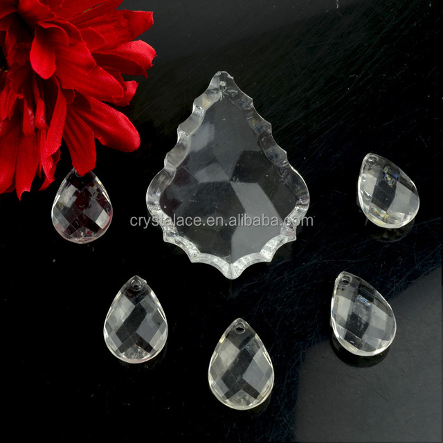 China acrylic crystals and beads wholesale alibaba crystal drops acrylic chandelier drops beads aloadofball Images