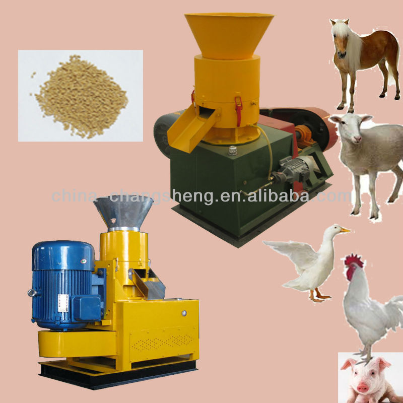 China CE cheap livestock/horse/ cow/ poultry feed manufacturing/production machine(650kg/h)