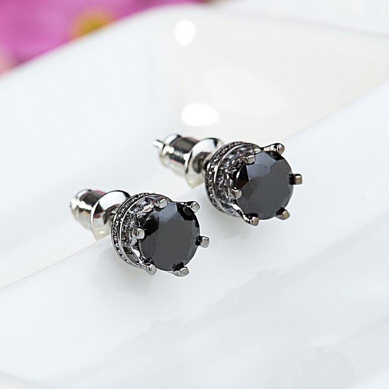 earring for men black - photo #34