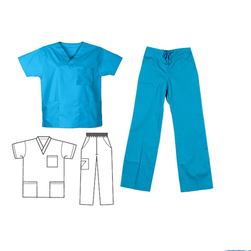 Hospital surgical scrubs nurse uniform beauty salon uniform koi scrubs wholesale