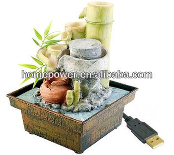 Usb bamboo fountain buy indoor bamboo fountainsusb water fountain usb bamboo fountain workwithnaturefo