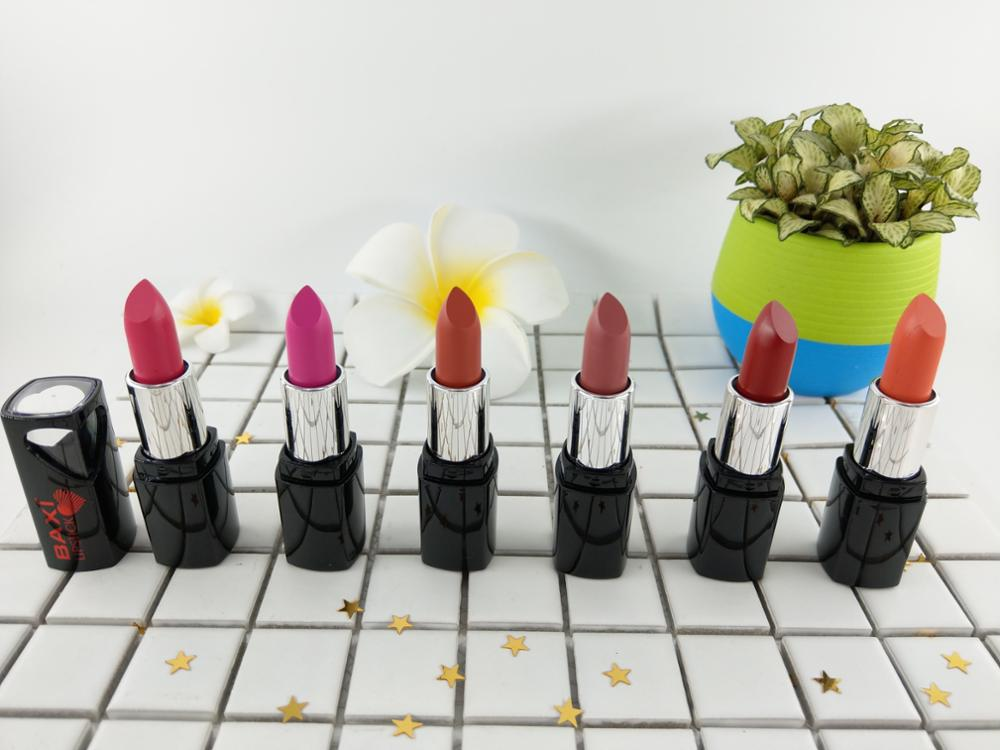 Matte Lipstick Private Label OEM Long Lasting Lipstick