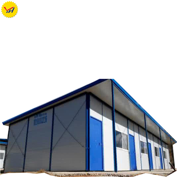 Convenient save money sandwish panel prefabricated house home for classrooms, hotel, villa, carport, etc