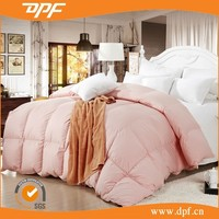 2016 Hotel Supplier Polyester Quilts Cotton Fabric Duvet