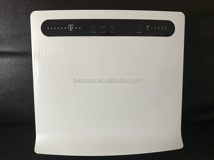 Unlocked for Huawei B593 B593u-12 4G LTE Router 4G Router with Sim CardSlot 4G LTE WiFi Router with 4 Lan Port