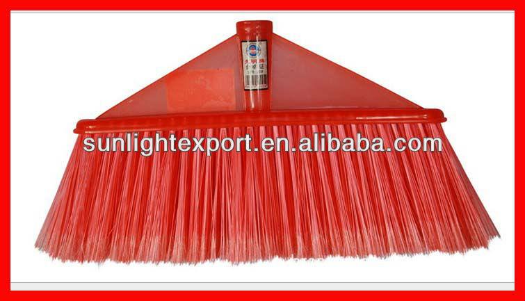 promotionnel rouge en plastique balai de nettoyage de la t te plafond balai balai et pelle id de. Black Bedroom Furniture Sets. Home Design Ideas
