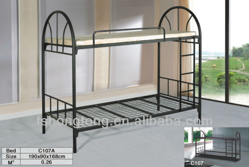 Literas Con Cama De Matrimonio. Cool The Jason Espresso Bunk Bed ...