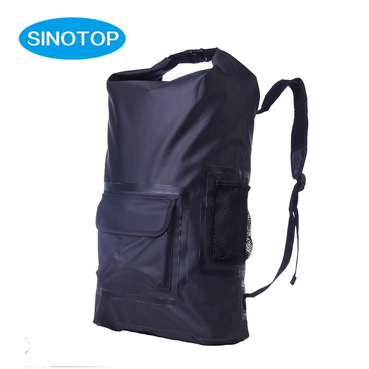 67ea75c13363 High Capacity PVC Tarpaulin Colorful Popular Waterproof Backpack Dry Bag  For Outdoor Travel