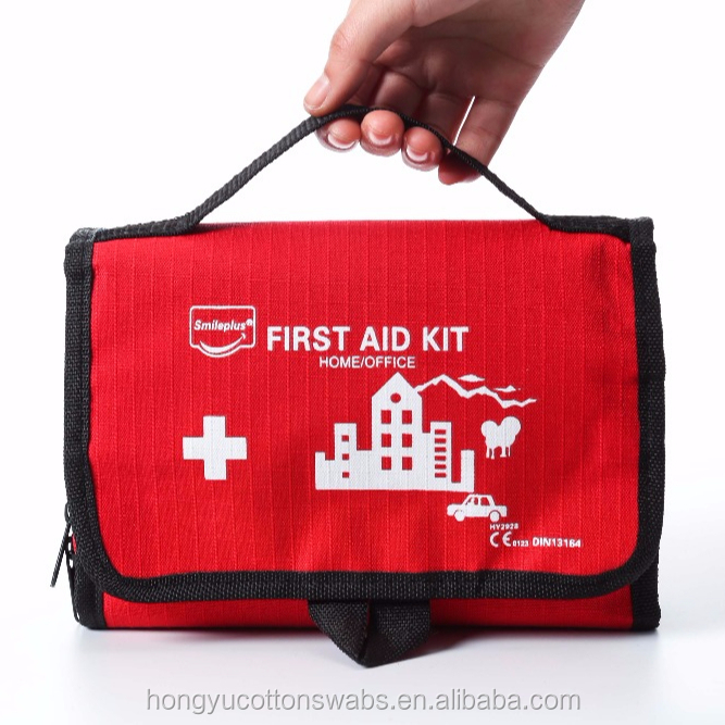 Hongyu Medical hot sell customization travel home first aid kits