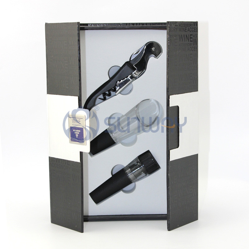 Christmas Hot Seller Wine Gift Set Wedding Accessories and Party Items Wholesale Products