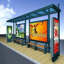Modern Design Bus Shelter Modern Design Bus Shelter Suppliers and