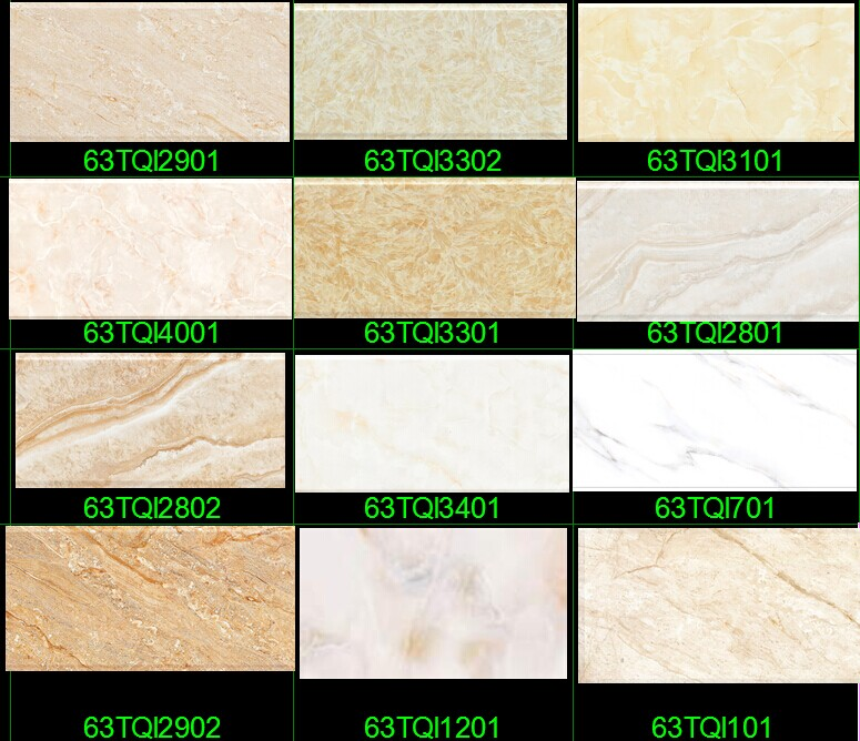Foshan 300x600 3D glazed bathroom wall tiles Ceramic Bathroom And ...