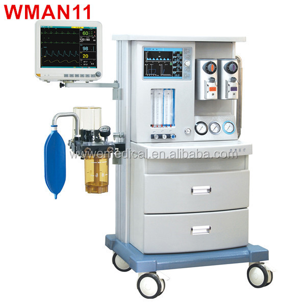 WMAN11 popular cheapest dental Anesthesia Machine price production Aries