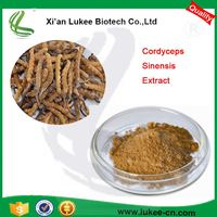 Hot Sale High Quality And Natural Cordyceps Sinensis Extract Powder /Winter Worm Summer Herb