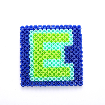 Fun Hobbies Perler Beads Letter Set Mini Hama Beads For Kids