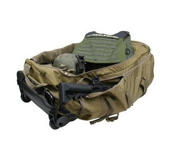 face037743 TACTICAL ROLLING DUFFLE BAG. View larger image