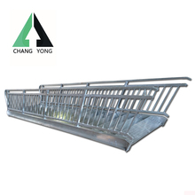 stainless steel step metal ladders