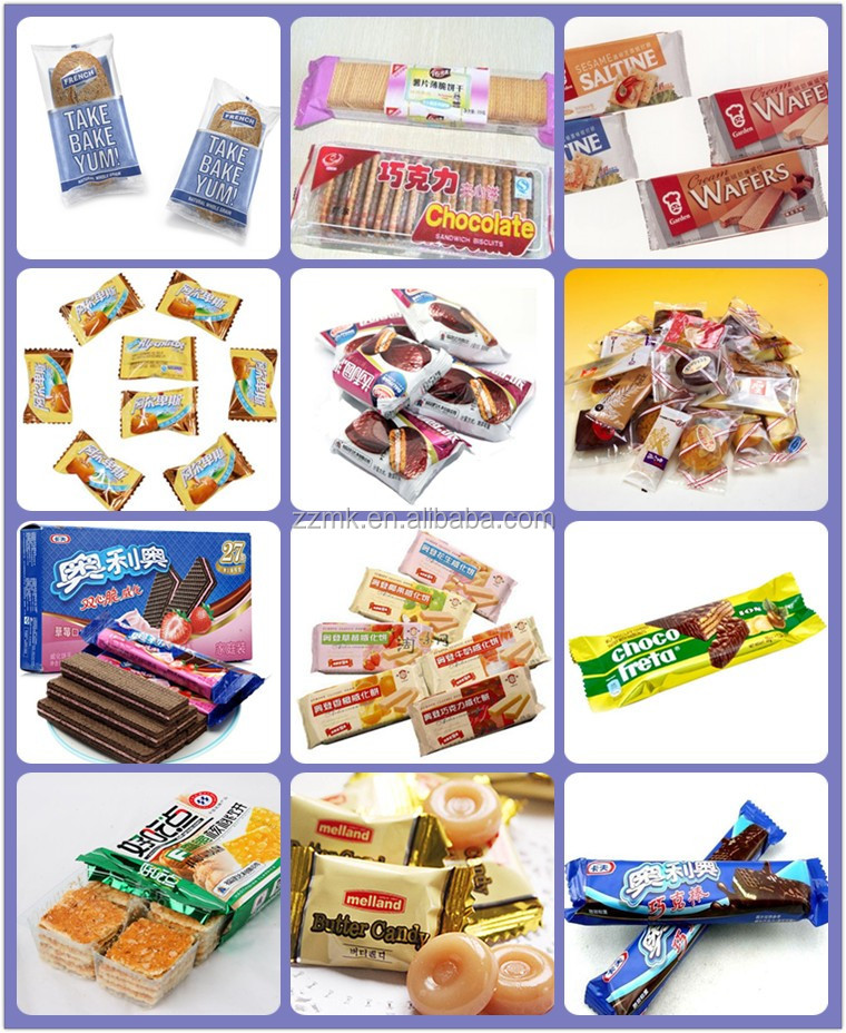 Factory Price Chocolate/ Potato Chips Packing Machine,Automatic ...