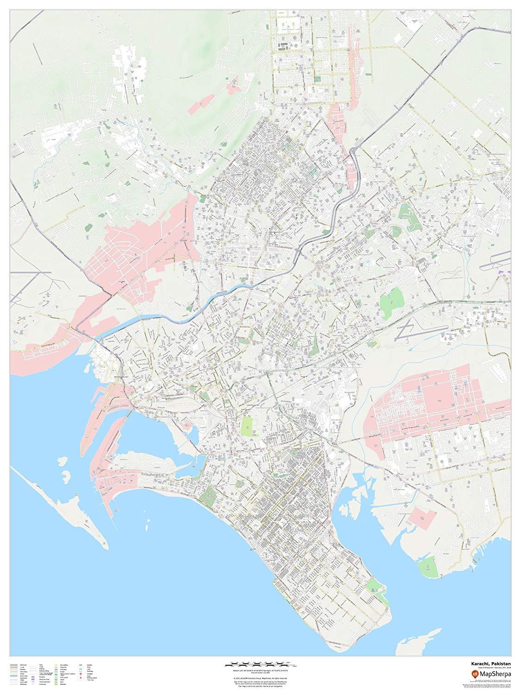 Cheap Karachi World Map Find Karachi World Map Deals On Line At
